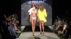 Emamo fashion show SS 2014 - Beachwear made in Le Marche