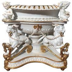 Rococo, Baroque, Vase Centerpieces, Vases, Urn Vase, Royal Crown Derby, French Empire, Italian Renaissance, Decorative Bowls