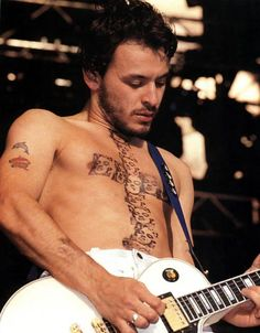 James Dean Bradfield | Manic Street Preachers