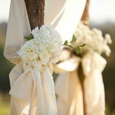 Classic Blue + White Wedding