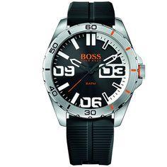 dd1b4fda285 Relógio Hugo Boss Masculino Borracha - 1513285 Produtividade