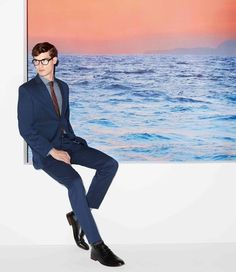CAMPAIGN: Tidiou M'Baye & Jason Anthony for Perry Ellis Fall 2016 by Frederike Helwig