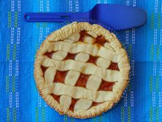Crostata alla marmellata cotta in padella Cooking, Desserts, Estate, Biscotti, Design, Oven, Sweet Treats, Recipes, Tarts