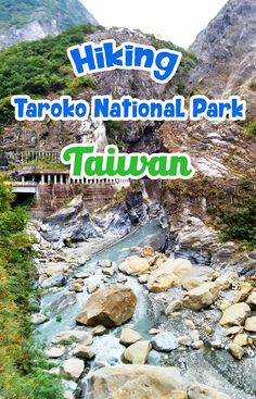 Taroko National Park is one of the most beloved parks in Taiwan with many areas to explore, rivers, waterfalls, shrines and hiking areas. We take you through Swallow Grotto, one of the popular parts of the park. It's a must see when in Taiwan!