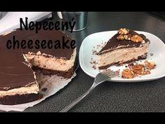 Zdravý nepečený cheesecake - YouTube Cheesecake, Tiramisu, Ethnic Recipes, Desserts, Youtube, Food, Tailgate Desserts, Deserts, Cheesecakes