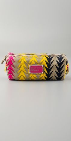 Marc by Marc Jacobs Arrowhead Cosmetic Case