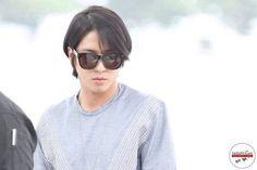 Jung Yong Hwa @ Incheon Airport  to Malaysia