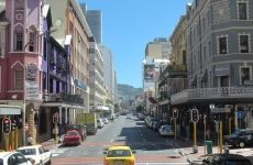 Long Street, Western Cape, Cape Town, South Africa