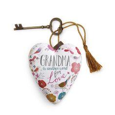 Grandma Art Heart direct from Angel SuperStore.com