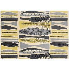Mary White 1950's fabric design