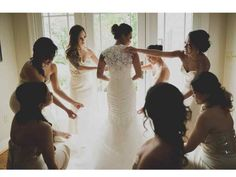 7 Things to Do Before Putting on Your Wedding Dress