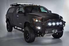 "The Apocalypse Proof Toyota Tundra ""Devolro"" #sicktruck #ShutUpAndTakeMyMoney"