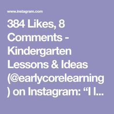 "384 Likes, 8 Comments - Kindergarten Lessons & Ideas (@earlycorelearning) on Instagram: ""I love this bulletin board made by @emilythirdandgoal . All students need some inspiration…"""