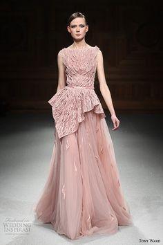 Tony Ward Spring 2015 Couture Collection | Wedding Inspirasi