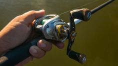 Lew's Team Lite Speed Spool Reel Review - Wired2fish - Scout Fishing Rods And Reels, Rod And Reel, Lews Fishing, Fishing Adventure, Survival Tools, Nfl, Sports, Hs Sports, Nfl Football