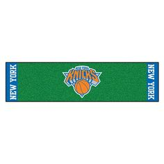 New York Knicks NBA Putting Green Runner (18x72)