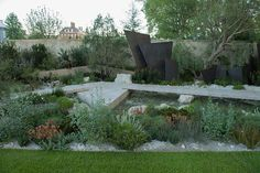The Daily Telegraph Garden by Andy Sturgeon Chelsea Flower Show 2016