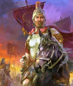General romano, por Vladimir Bondar. Más en www.elgrancapitan.org/foro