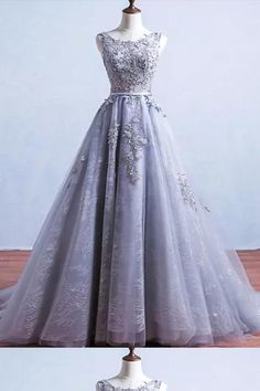 Grey Lace backless prom dresses, Sexy Prom dresses, Lace Prom dresses, Prom dresses online sold by Sweet Lady. Grey Prom Dress, Grey Bridesmaid Dresses, Cute Prom Dresses, Prom Dresses 2018, Backless Prom Dresses, Tulle Prom Dress, Prom Dresses Online, Sexy Dresses, Long Dresses