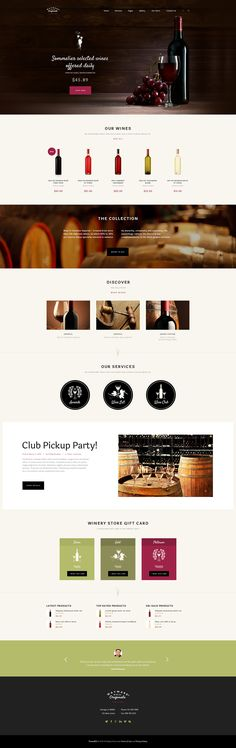 WineShop – is WordPr