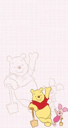 54 Ideas Quotes Winnie The Pooh Pictures Winnie The Pooh Drawing, Winnie The Pooh Pictures, Cute Winnie The Pooh, Winnie The Pooh Quotes, Wallpaper Iphone Disney, Cute Disney Wallpaper, Cute Cartoon Wallpapers, Disney Background, Boxing Day