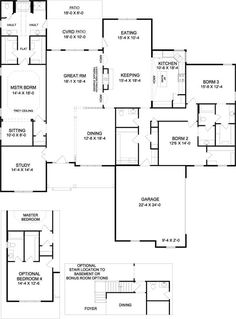 Americas Home Place The Carrington A AHP Homes Pinterest