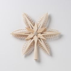 Love it. - Wooden German Christmas tree topper