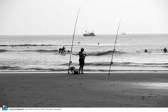 Vissen bij Camperduin  |  Rob Donders Grafisch ontwerp + Fotografie