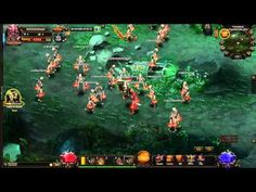 WarFlare - RAW Gameplay 3 - Warflare is a Free to Play Browser-Based, Role Playing RPG MMO Game MMORPG