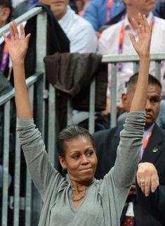 Michelle Obama by greta