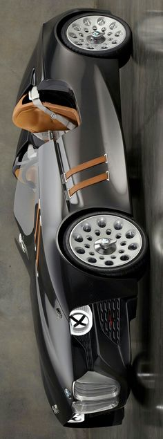 BMW 328 Hommage by Levon