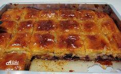 Mamina jela: Baklava sa višnjama