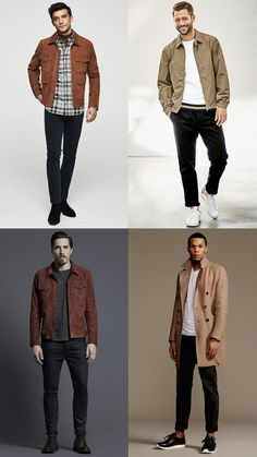 Casual Black Jeans For Men To Wear This Fall, If you wish to wear jeans, still look smart but don't need to choose the blazer look then you can still receive the smart casual appearance with the u. Mens Fashion Summer Outfits, Preppy Mens Fashion, Mens Fashion Suits, Black Jeans Men, Black Jeans Outfit, Casual Jeans, Man, Body, Under Armour