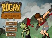 Rogan the Swordmaster | juegos de pelea - jugar lucha