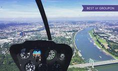 Stadion-Hubschrauber-Rundflug