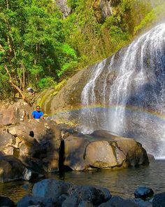 Amazing Pictures, Over The Rainbow, Weekend Vibes, Travel Goals, Mauritius, Gopro, Discovery, Waterfall, Landscapes
