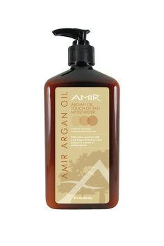 Amir Argan Oil on HauteLook