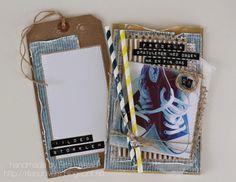 Paperbag card
