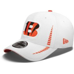 NFL Child Cincinnati Bengals Training Camp Youth 3930 Cap, White, Toddler by New Era. $15.73