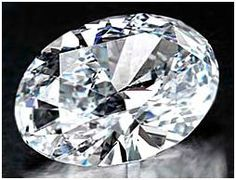 Algeiba Star Diamond. It was discovered in South Africa. Recut from the 139.38 Mahjal Diamond, which is said to have once been owned by the Maharajah of Kapurthala, a small princely state in the Punjab. Sold by Christie's in 1983.