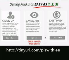 100% Chance Of Making Money Newbie friendly fail proof business Make money your very first day guaranteed Instant electronic deposits to your account