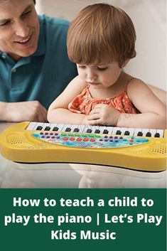 Have you fixed your mind about teaching your child to play the piano? And are you wondering How to teach a child to play the piano ? Best Piano, Piano Keys, The Black Keys, Someone New, Memory Games, Baby Pillows, Music For Kids, Piano Lessons, Lets Play