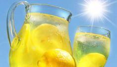 В чем польза лимонных напитков?