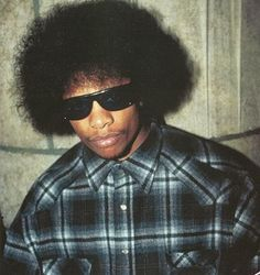 eazy e - in  Old School Locs get yours personalized at www.citylocs.com