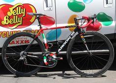 Luis Enrique Lemus' Argon 18 Gallium Pro, Tour of California - 2014