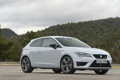 SEAT Leon Cupra: 265 Ponies for just 265 Pounds