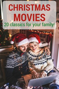 This list of 20 Christmas movies to watch this year has all of the classics plus some new ones that you might not have seen yet!
