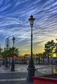 Plaza de Todos Santos, Baja California Sur, Mexico