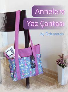 bag w/ pattern Diaper Bag, Lunch Box, Tote Bag, Sewing, Pattern, Crafts, Anne, Fashion, Satchel Handbags
