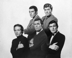 RARE PHOTOS FROM JAMES BOND AUDITIONS  Loomis Dean—Time & Life Pictures/Getty ImagesA composite image of the five top candidates (including ultimate choice George Lazenby, bottom right). Published in the October 11, 1968, issue of LIFE.